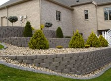 Landscape Design and Installation for Residential Projects